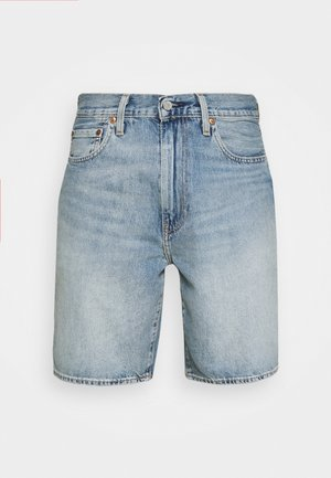 469 LOOSE  - Farkkushortsit - blue denim