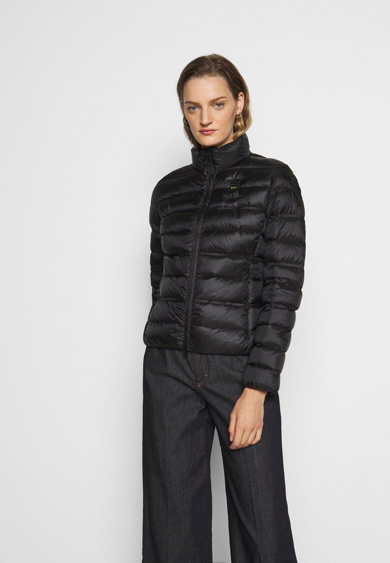 Blauer - Down jacket - black