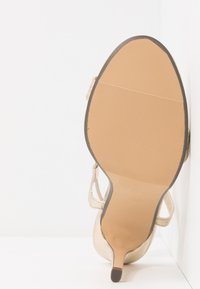 4th & Reckless - RYLEY - High heeled sandals - gold - 6