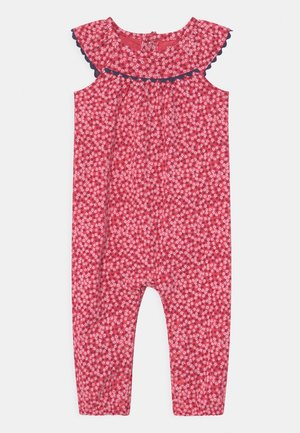 DOT - Jumpsuit - red