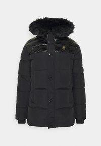SIKSILK - ELITE PARKA - Zimní bunda - black - 3