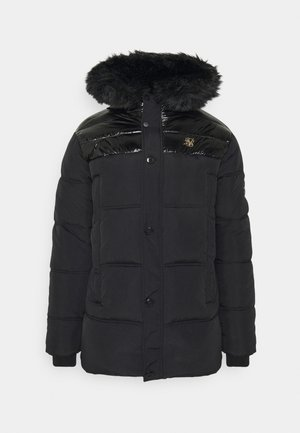 ELITE PARKA - Winterjas - black
