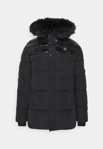 ELITE PARKA - Winter jacket - black