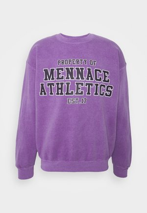 ATHLETICS UNISEX - Sweatshirt - purple