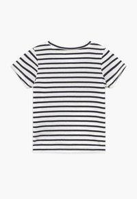 GAP - TODDLER GIRL LOGO  - T-shirt print - navy - 1