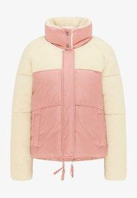 myMo - Winter jacket - altrosa - 4
