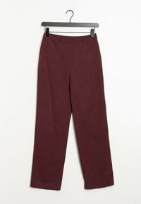 Taifun - Trousers - red - 0