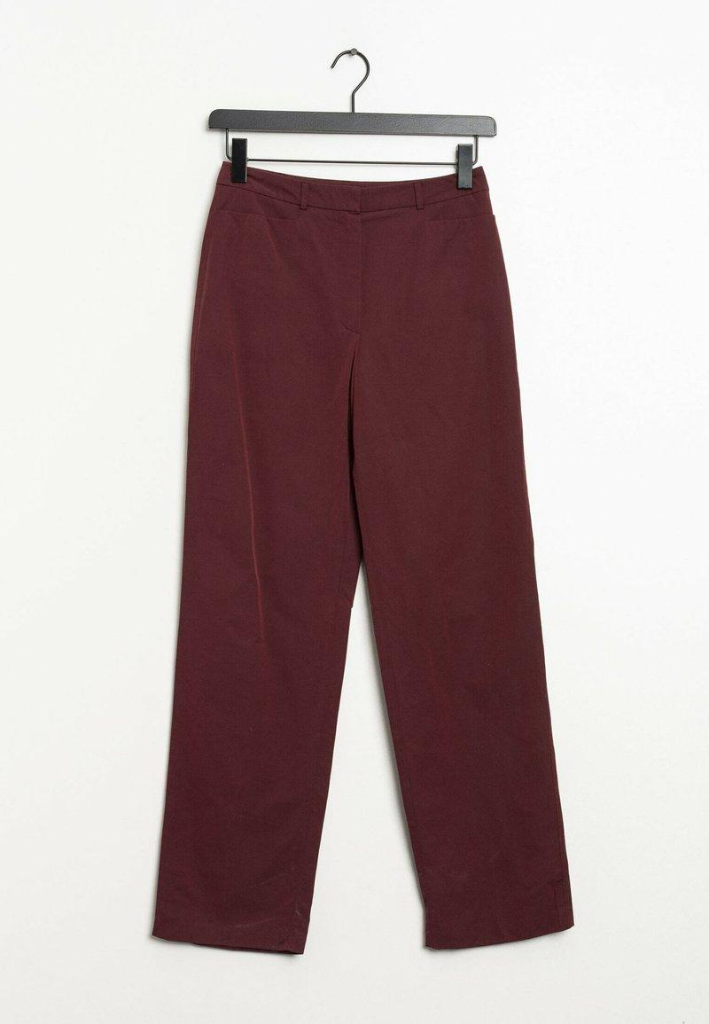 Taifun - Trousers - red