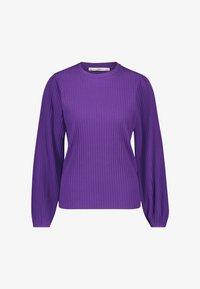 Aaiko - MALIKA - Sweatshirt - purple - 4