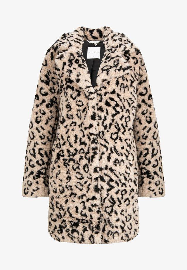 KENSIA - Winter coat - beige