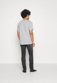Replay - ANBASS AGED  - Straight leg jeans - dark grey - 2