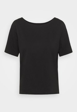 IN CONVERSION TEE - Camiseta básica - black