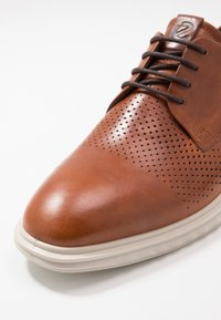 ECCO - ST.1 HYBRID LITE - Casual lace-ups - amber - 5