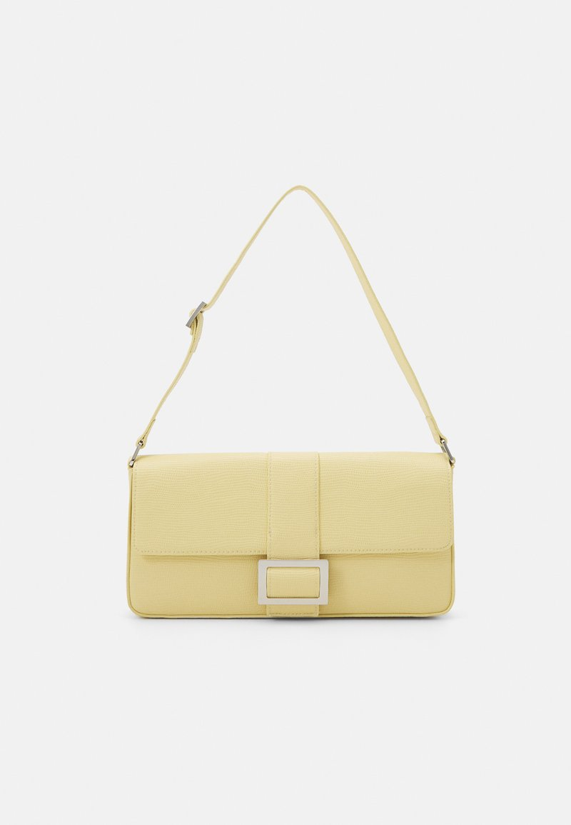 Monki - Handbag - yellow light