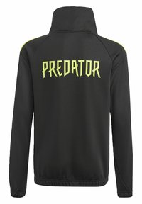 adidas Performance - PREDATOR PRIMEGREEN TRACK - Training jacket - black - 1