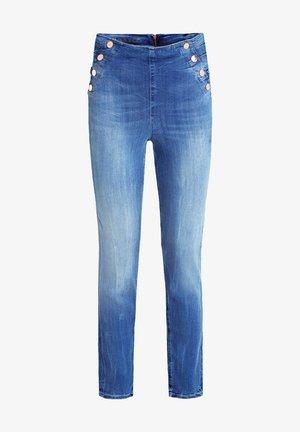 SKINNY - Jeans Skinny Fit - bleu