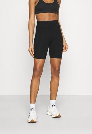 LOUNGE BIKE - Shorts - black