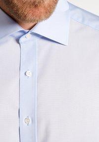 Eterna - FITTED WAIST - Shirt - blau - 2