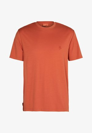 T-shirt med print - essence