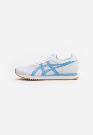 TIGER RUNNER - Sneaker low - white/blue bliss