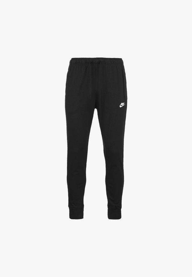 Pantalon de survêtement - black / white