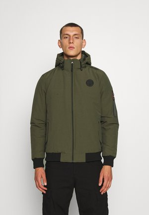 BASCO - Light jacket - army