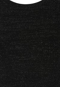 Zizzi - MIT SCHIMMER - Blouse - black - 2