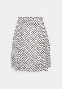 Elisabetta Franchi - Mini skirt - burro/nero - 1