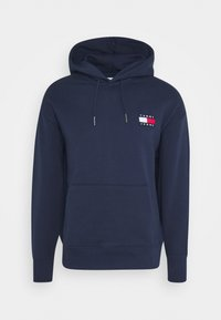 Tommy Jeans - BADGE HOODIE - Hoodie - twilight navy - 4