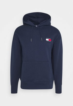 BADGE HOODIE - Sweat à capuche - twilight navy