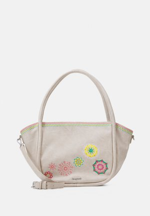 BOLS CARLINA ROTTUM SET - Handbag - crema