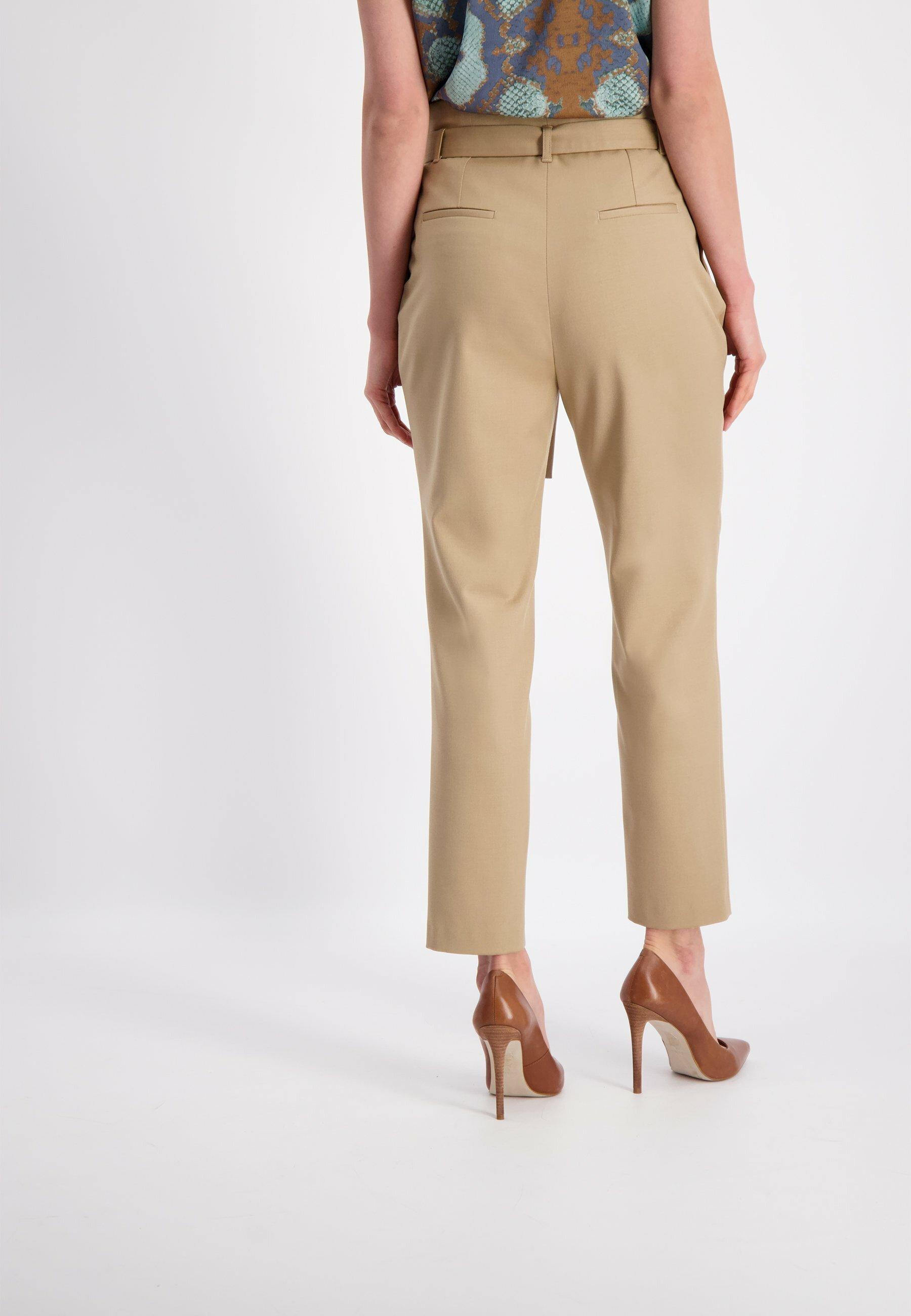 Lavard HOSE - Pantalon classique - beige