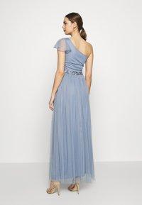 Sista Glam - MARIAH - Společenské šaty - blue - 3
