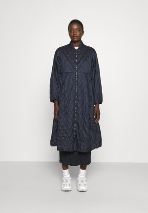 KAFIR - Classic coat - blue