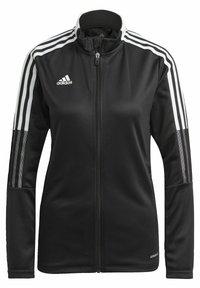 adidas Performance - TIRO 21  - Giacca sportiva - black - 8