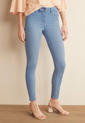 POWER STRETCH - Slim fit jeans - light blue
