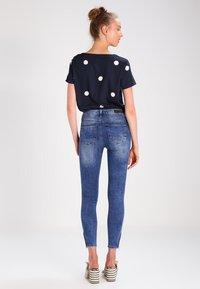 ONLY - Jeans Skinny - light blue denim - 2