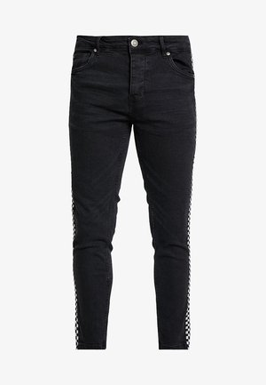 BESTWICK - Jeans Skinny Fit - charcoal