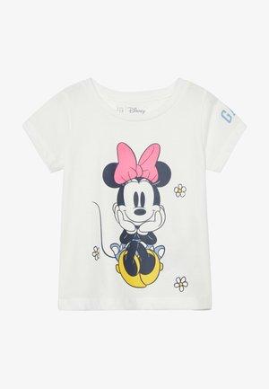 TODDLER GIRL LOGO  - T-Shirt print - new off white