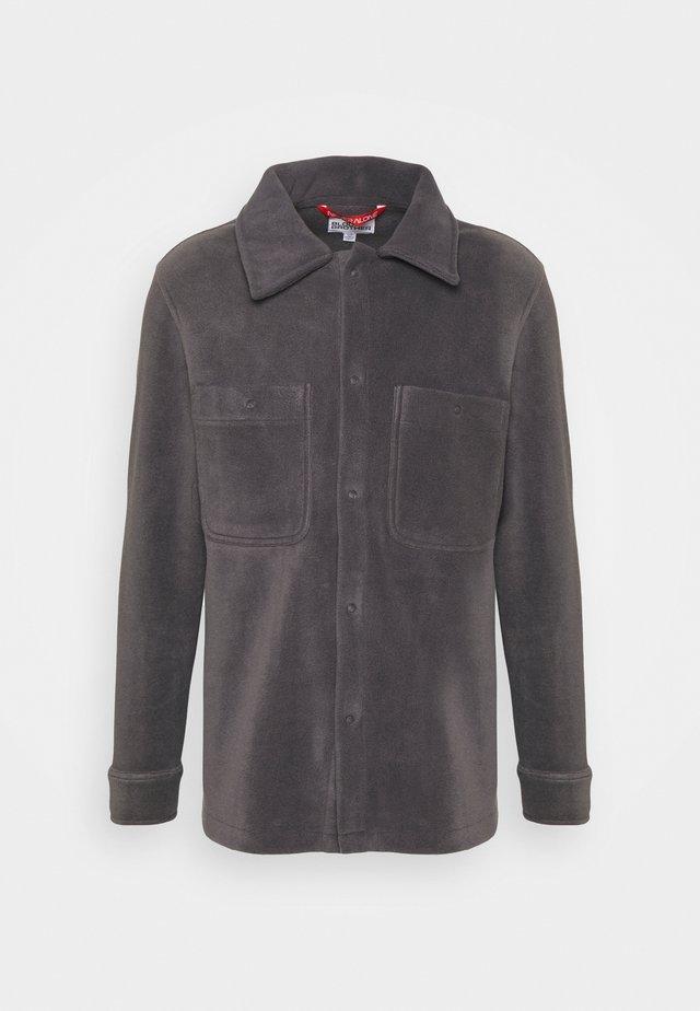 SADONA OVER SHIRT UNISEX - Fleece jacket - grey