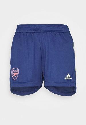 ARSENAL FC AEROREADY FOOTBALL SHORTS - kurze Sporthose - tech indigo