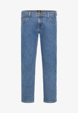 RIDER - Slim fit jeans - mid stone