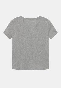 GAP - GIRL FLIPPY - Print T-shirt - light heather grey - 1