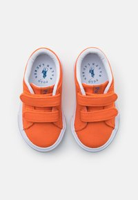 Polo Ralph Lauren - ELMWOOD UNISEX - Tenisky - orange/royal - 3