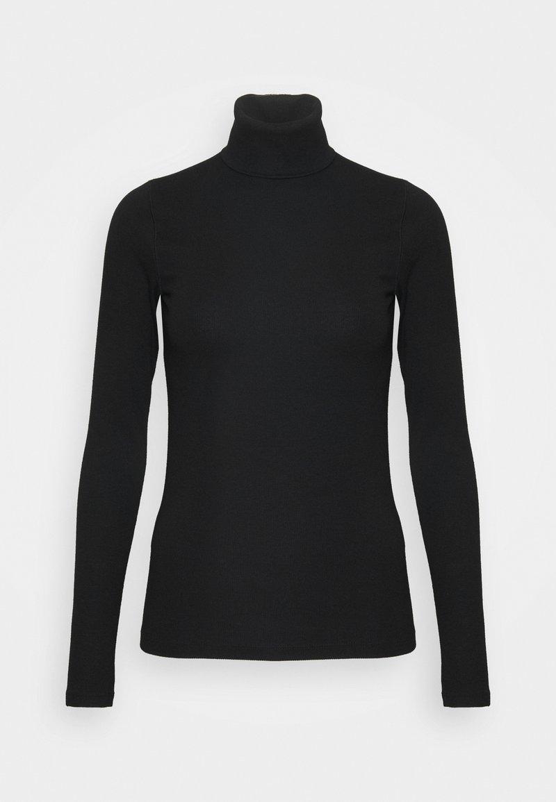 Polo Ralph Lauren - LONG SLEEVE - Sweter - black