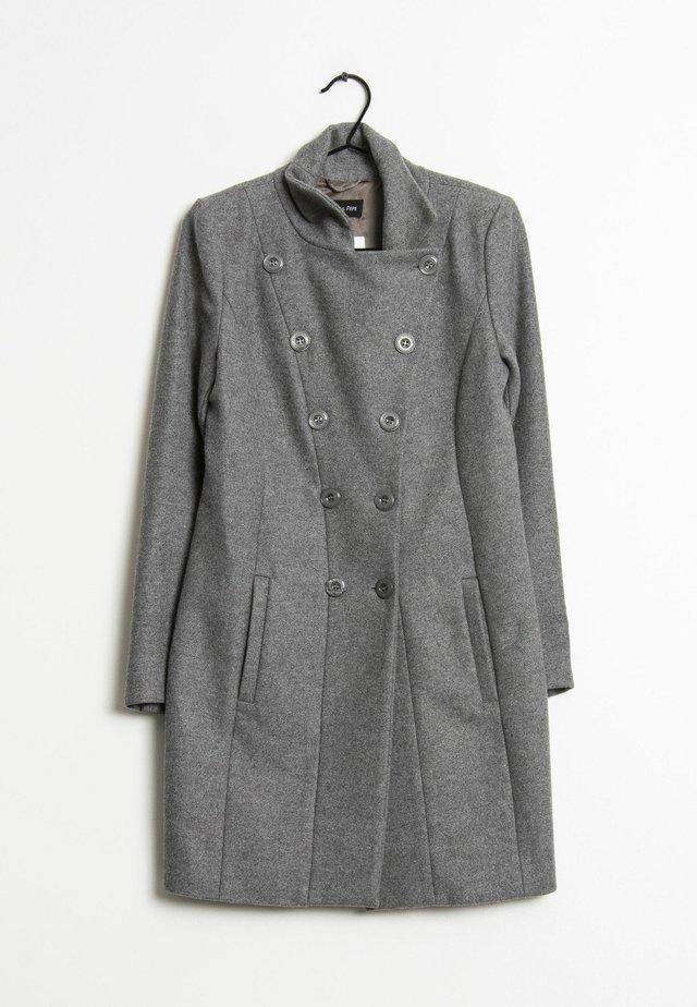 Manteau court - gray