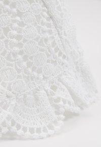 Name it - NBNDANIA HAT - Hatte - bright white - 2