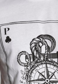 Pier One - Print T-shirt - white - 4
