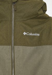Columbia - PORTEAU COVE JACKET - Zimní bunda - new olive heather/stone green heather - 2
