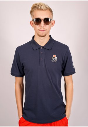 FANCHER/MC/MCH  - Polo - navy/white
